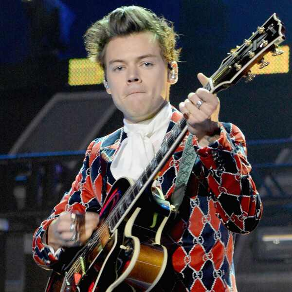 Harry Styles, iHeartRadio Music Festival